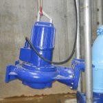 KSB Pump Install